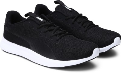Puma Jigsaw IDP Running Shoes For Men(Black) at flipkart
