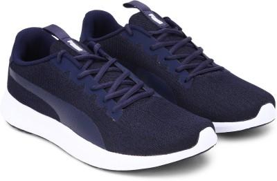 Puma Jigsaw IDP Running Shoes For Men(Blue) at flipkart