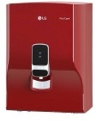 LG L.G WW130NP 8 L Water Purifier (RED) 8 L RO Water Purifier(Red)