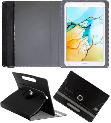Fastway Book Cover for Honor Pad 5 8inch 4G Tablet(Black, Cases with Holder)