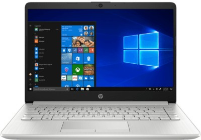 HP 14s Core i5 8th Gen - (8 GB/1 TB HDD/256 GB SSD/Windows 10 Home) 14s-cr1005TU Thin and Light Laptop(14 inch, Natural Silver, 1.43 kg, With MS Office)