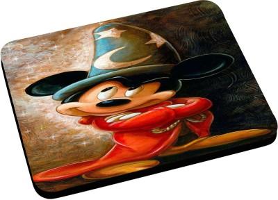 ANNI69 Magician Mickey look Cool Mousepad Multicolor
