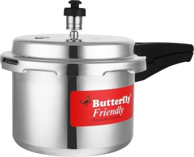 Butterfly Friendly 3 L Pressure Cooker(Aluminium)