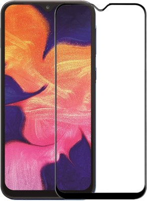Splash Tempered Glass Guard for Samsung Galaxy A10(Pack of 1)