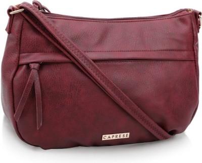 Caprese Purple Sling Bag