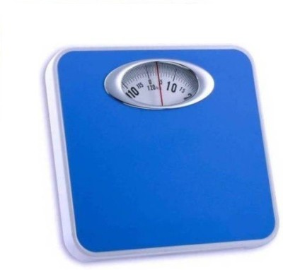 ZEOM ®Personal Bathroom Human Body Weight Measuring Weighing Scale(Blue)