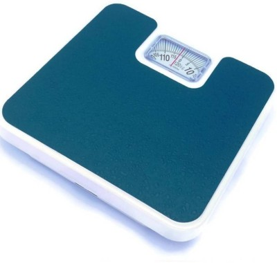 WDS ®9811 Analog Weight Machine For Human Weight 120 Kg Weighing Scale(Blue)