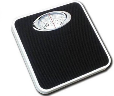 Zeom Weight Machine for Body Weight Analog Mechanical Weighing Scale Weighing Scale(Black)