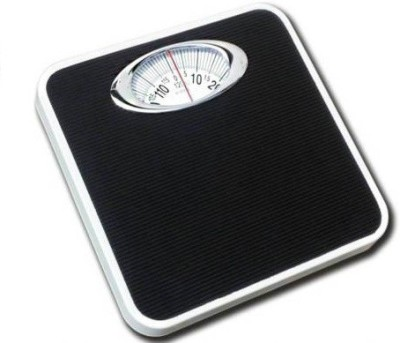 WDS Analog Mechanical Manual Weighing Scale(Black) Weighing Scale(Black)