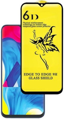 Express Buy Edge To Edge Tempered Glass for Samsung Galaxy A30, Samsung Galaxy A30s, Samsung Galaxy A50, Samsung Galaxy A50s, Samsung Galaxy M30, Samsung Galaxy M30s, Samsung Galaxy A20(Pack of 1)