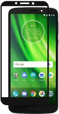 Ultimate Edge To Edge Tempered Glass for Motorola Moto G6 Play(Pack of 1)