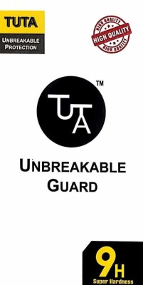 Tuta Tempered Screen Guard for Apple Iphone 5(Pack of 1)