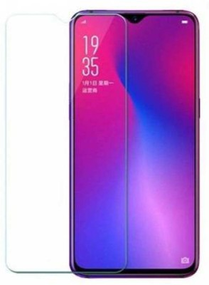 MISHY Tempered Glass Guard for Realme 3(Pack of 1)