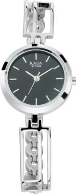 TitanNN2622SM01 Raga Viva 3 Analog Watch   For Women