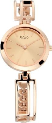 Titan 2622WM01 Raga Viva 3 Analog Watch  - For Women