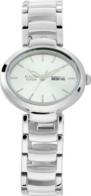 TitanNN2620SM01 Raga Viva 3 Analog Watch   For Women