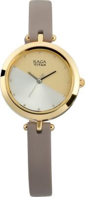 Titan 2606YL01 Raga Viva 3 Analog Watch   For Women Titan Wrist Watches
