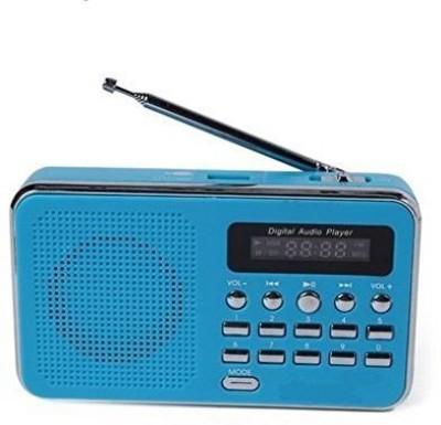 Zahuu FM Radio player FM Radio(Blue)