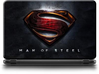 WALL STICKS SUPERMAN PVC Laptop Decal 15.6