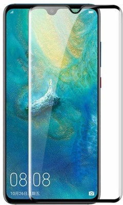 GeekMart Edge To Edge Tempered Glass for Realme 3, Realme 3i, Realme 3 Pro(Pack of 1)