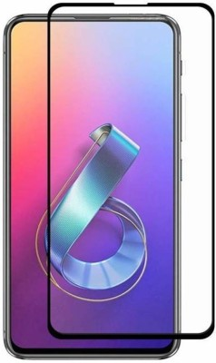 Vonqo Edge To Edge Tempered Glass for Asus Zenfone 6Z(Pack of 1)