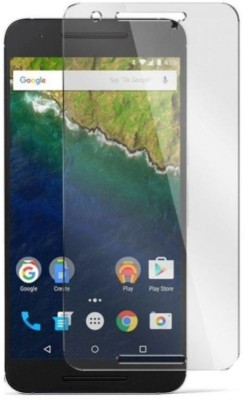 CHAMBU Tempered Glass Guard for Google Nexus 6P 32GB(Pack of 1)