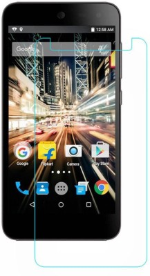 CHAMBU Tempered Glass Guard for Micromax Canvas Doodle 2 A240(Pack of 1)
