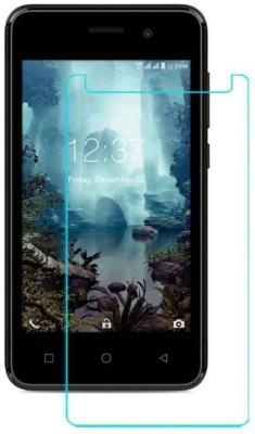 CHAMBU Tempered Glass Guard for Intex Aqua Y2 Pro Kitkat(Pack of 1)