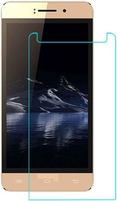 CHAMBU Tempered Glass Guard for Karbonn A7 Star(Pack of 1)