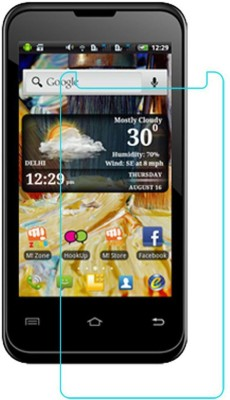 CHAMBU Tempered Glass Guard for MICROMAX NINJA 4.0 A87(Pack of 1)