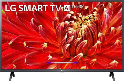 LG 108cm (43 inch) Full HD LED Smart TV(43LM6360PTB)