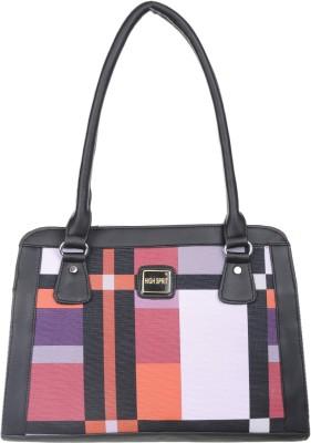 HIGH SPRIT Women Black Shoulder Bag HIGH SPRIT Handbags