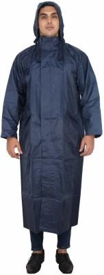 umravatiya Solid Men & Women Raincoat