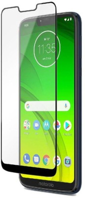 Eagle Edge To Edge Tempered Glass for Moto G7 Power(Pack of 1)