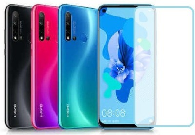 Rigid Tempered Glass Guard for for Huawei Nova 5i(Pack of 1)