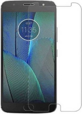 CLASIKCART Tempered Glass Guard for Motorola Moto G5s(Pack of 1)