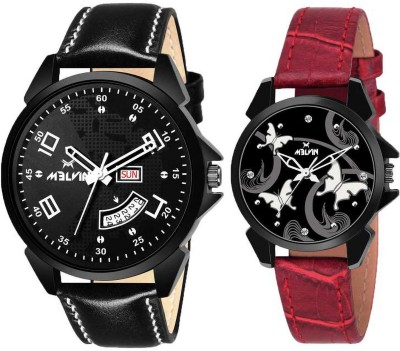 Melvin ML-CMB8 Combo watches Analog Watch  - For Couple