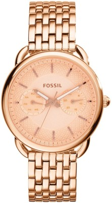 Fossil ES3713 Tailor Analog Watch - For Women