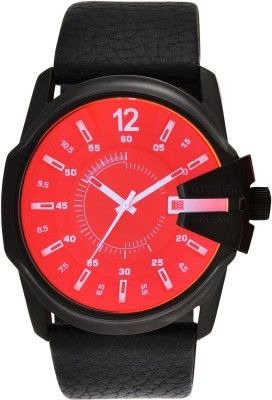 Diesel DZ1657I Chi Analog Black Dial Men's Watch (DZ1657I)