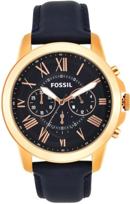FOSSIL Grant Analog Watch - For Men