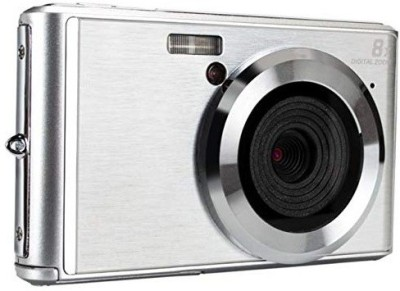 Rewy 18 MP Digital Camera With 8x Zoom Lens f=7.45mm F=3.0 Point & Shoot Camera(Multicolor)
