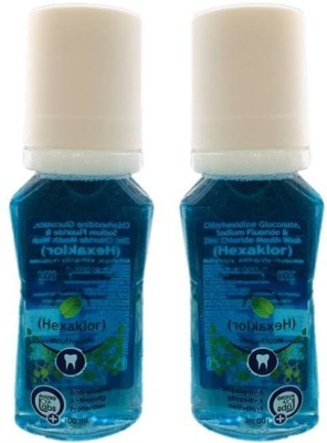 Hexaklor mouth wash - mint(100 ml)