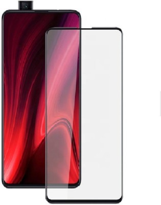 Q Box Edge To Edge Tempered Glass for Mi K20, Mi K20 Pro, Xiaomi Mi 9t(Pack of 1)