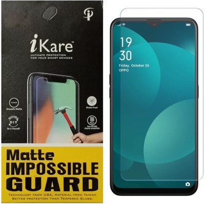iKare Impossible Screen Guard for OPPO F11(Pack of 1)