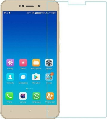 CHAMBU Tempered Glass Guard for Gionee Dream D1(Pack of 1)