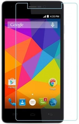 CHAMBU Tempered Glass Guard for MICROMAX BOLT A26(Pack of 1)