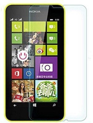 CHAMBU Tempered Glass Guard for NOKIA ASHA 500(Pack of 1)