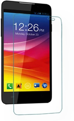 CHAMBU Tempered Glass Guard for Micromax Canvas A72 Viva(Pack of 1)