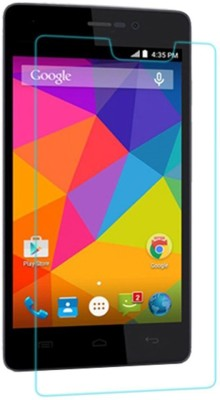 CHAMBU Tempered Glass Guard for MICROMAX Q80(Pack of 1)