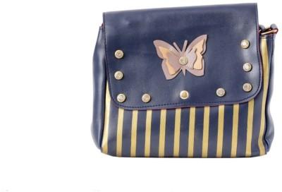 JTLY Blue Sling Bag